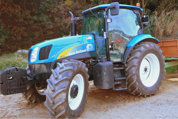 Tractor New Holland TS 115